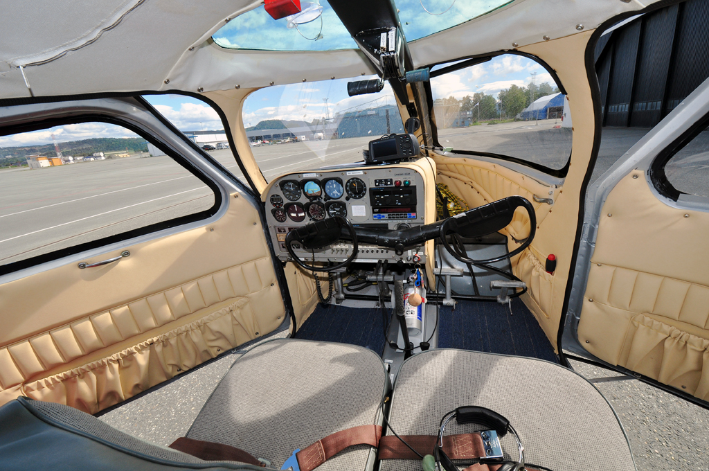 republic seabee interior photos
