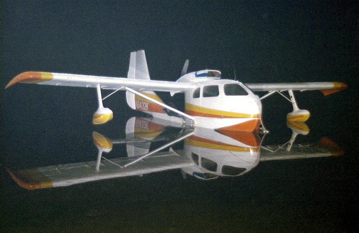 Republic RC-3 Seabee # 682 (N6432K)