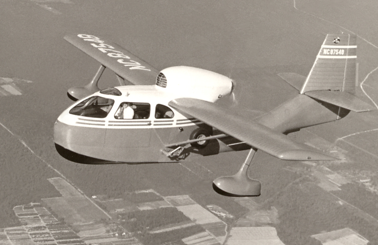 RC-3 Seabee Specifications