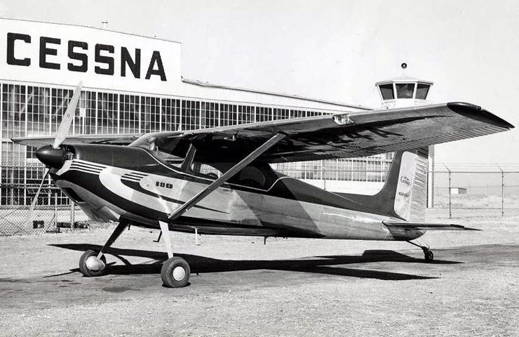 Cessna 180 Production List