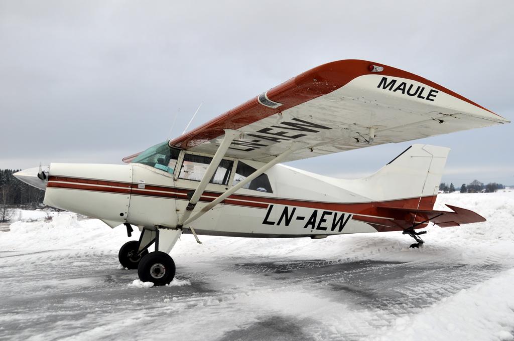 Bilder Av Fly I NLR