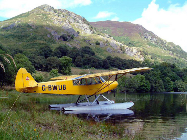 Seaplanes in UK (England, Scotland, Wales)