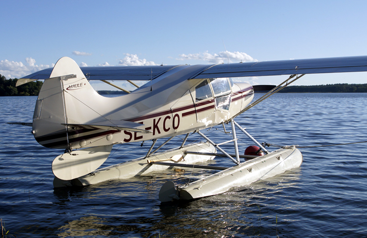 seaplanes in sweden seabee autos post