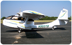 UC-1 Twin Bee S/N 020